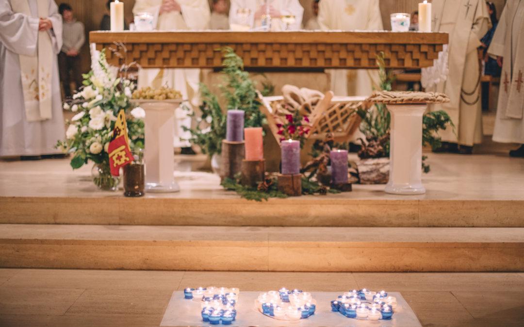 Messe du centenaire